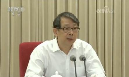 中共中央政治局委员、中组部部长陈希