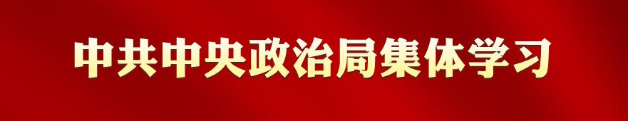 历次中共中央政治局集体学习