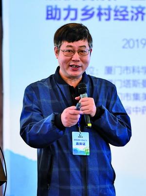 中国科学院大学教授,中国科学院华南植物园首席研究员 段俊