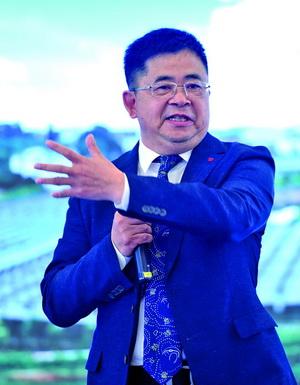 厦门塔斯曼生物工程有限公司董事长 卢绍基
