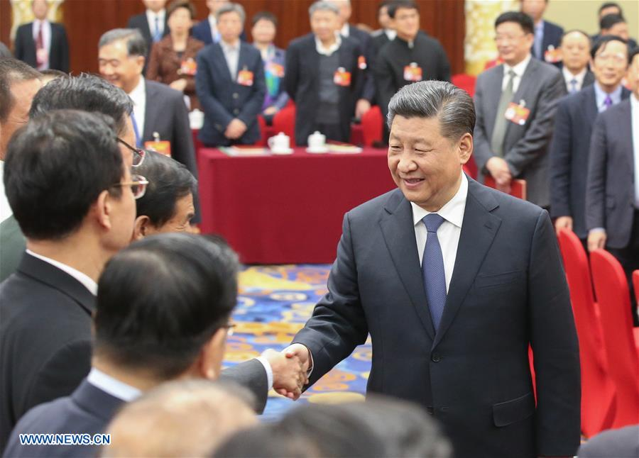 Xi Jinping souligne l