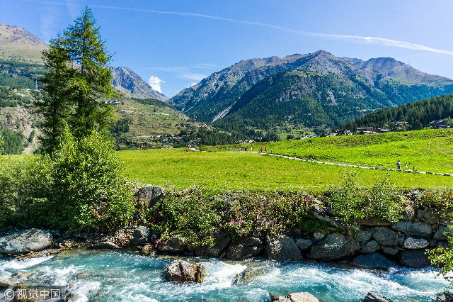 意大利,奥斯塔山谷