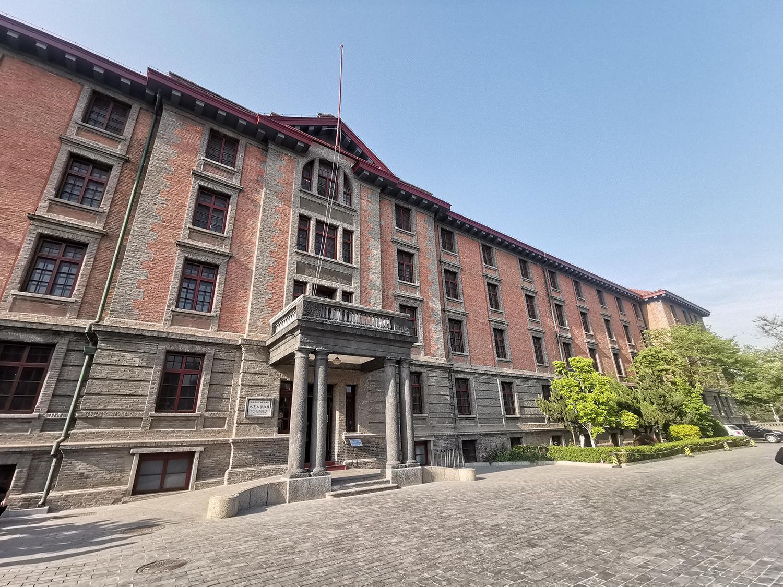北京新文化运动纪念馆(北京大学红楼)外景