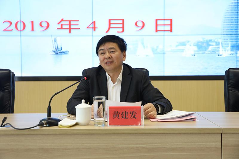 浙江省委组织部负责同志致辞