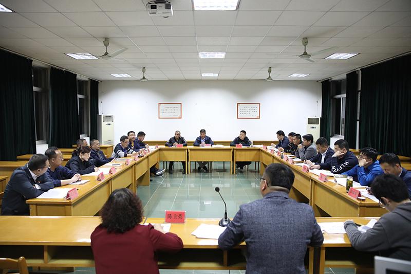 第一组学员开展分组研讨