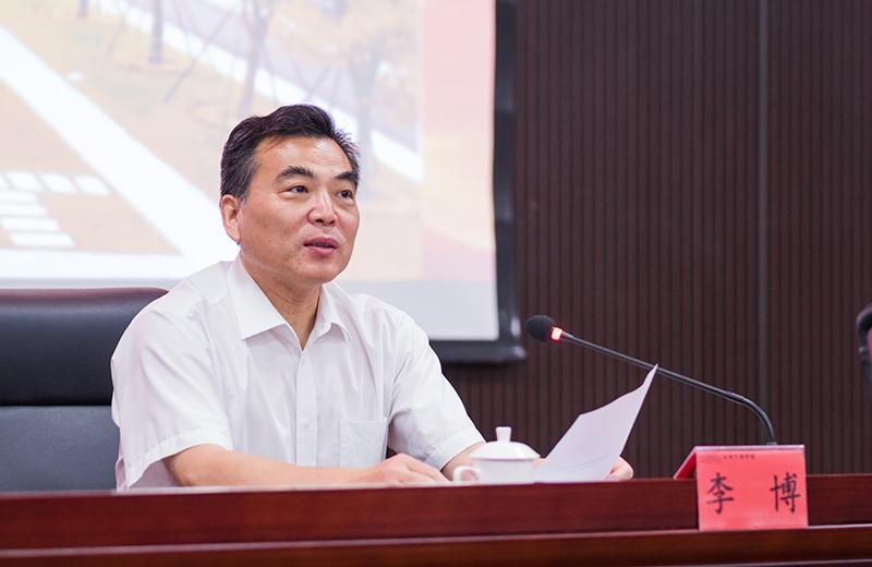 中央组织部党员教育中心主要负责同志作开班动员