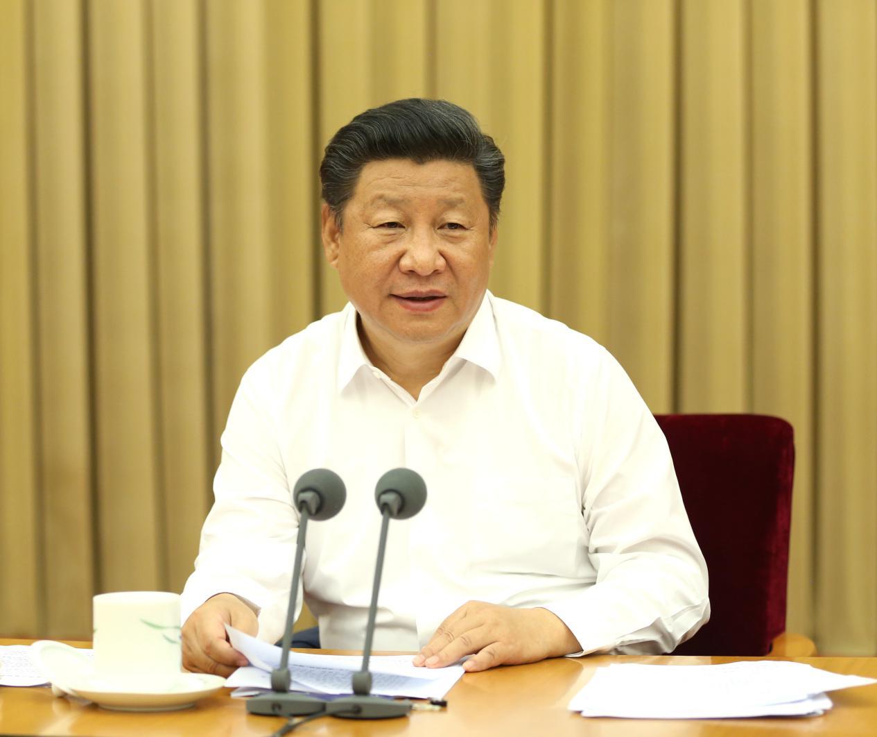 2016年8月19日至20日,全国卫生与健康大会在北京举行。习近平出席会议并发表重要讲话。
