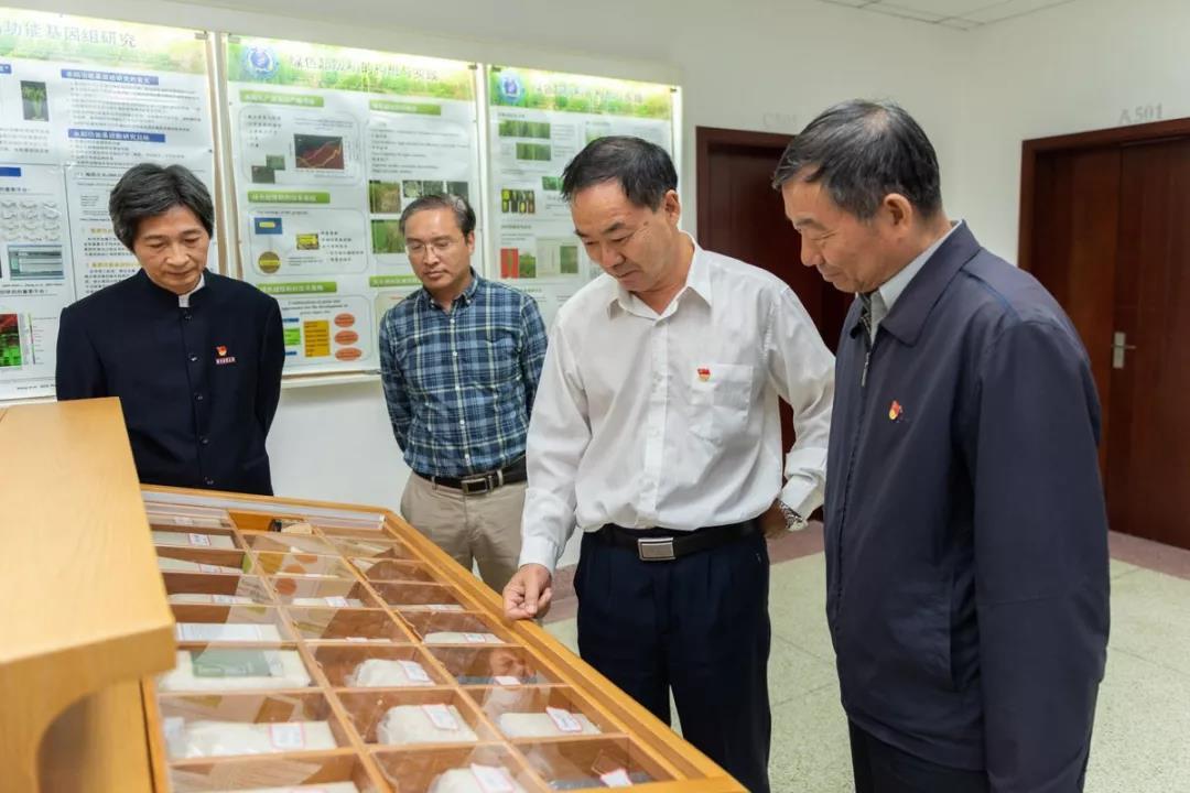 第二批主题教育中央第十一巡回督导组到华中农业大学督导