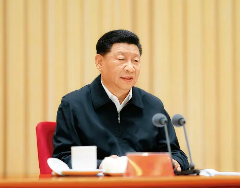 2019年7月9日,中央和国家机关党的建设工作会议在北京召开。中共中央总书记、国家主席、中央军委主席习近平出席会议并发表重要讲话。新华社记者 鞠鹏/摄