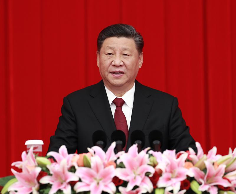 12月31日,全国政协在北京举行新年茶话会。中共中央总书记、国家主席、中央军委主席习近平在茶话会上发表重要讲话。
