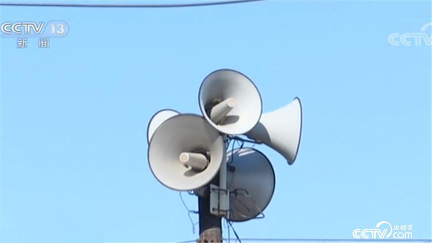 """农村大喇叭在防控新型冠状病毒宣传中发挥了""""最后一公里""""的作用"""