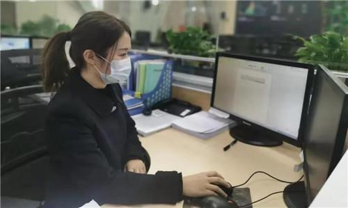 李洁,江西省交通运输厅应急指挥中心值班员