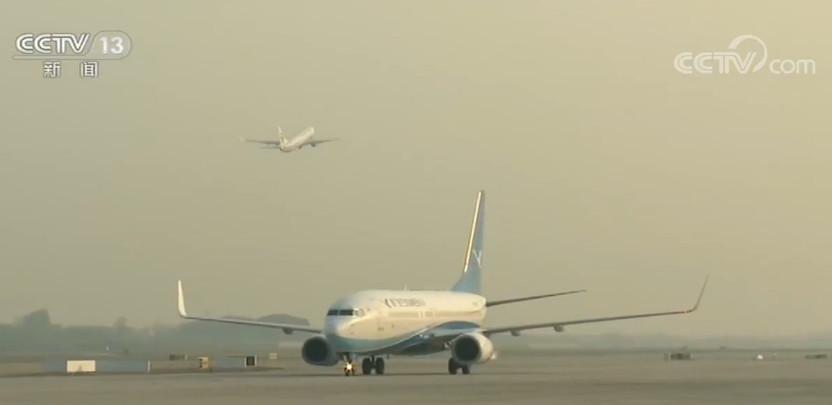 大兴机场2020年第二批航班转场启动