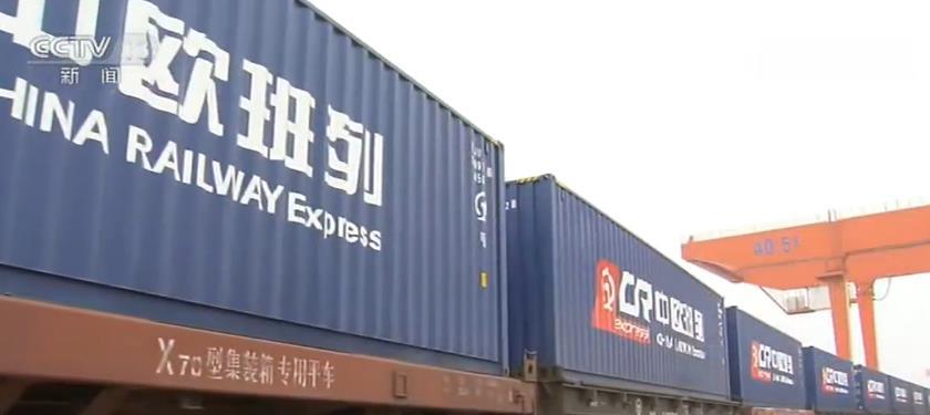 中欧班列(武汉)恢复常态化运营