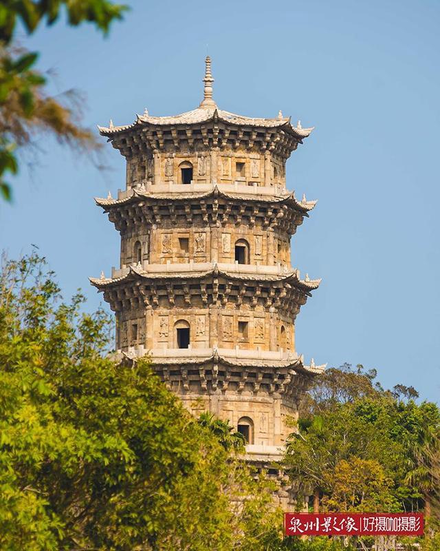 泉州六勝塔 圖片來源:泉州影像