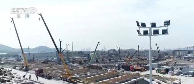 浙江台州:杭绍台铁路站房建设全面启动