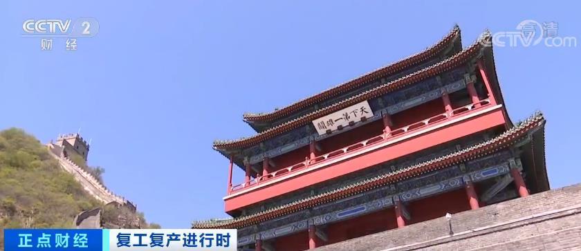 北京明十三陵六個景點全部恢復開放