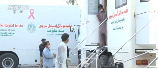 巴基斯坦坠机事故致97人遇难 遇难者身份确认工作进行中