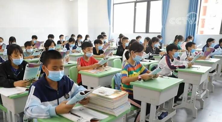 广西环江易地扶贫搬迁 解决8000多名适龄学生就学问题