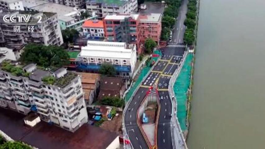 """广州""""桥中房""""事件住户发声 当地住建局回应来龙去脉"""
