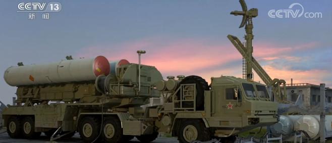 俄开始S-500防空导弹系统的国家测试
