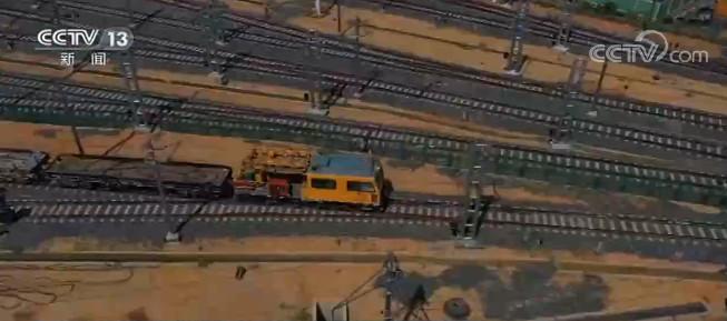广西南宁:全自动地铁车辆基地正式落成