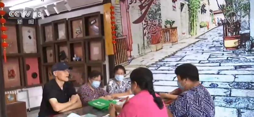 【走向我们的小康生活】北京老胡同里有了新生活 在城市更新中