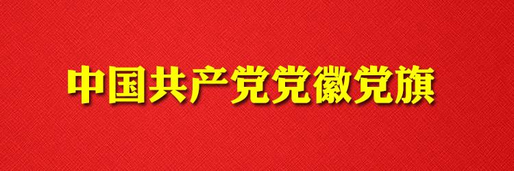 中國共產黨黨徽黨旗專題