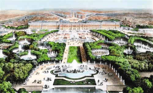 融创·凡尔赛花园完美收官新牌坊