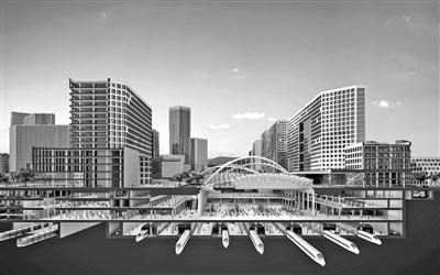 北京城市副中心两大交通工程开建 2024年底通车