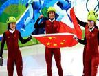 Short-track : l´équipe féminine chinoise dans l´histoire