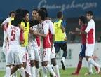 Football masculin : les Emirats Arabes Unis en finale