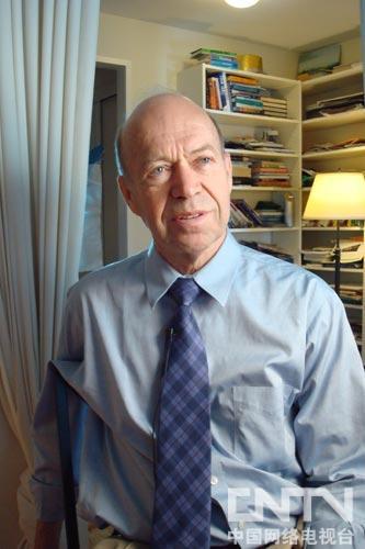 詹姆斯·汉森(JamesHansen)美国宇航局戈达德空间研究所主任