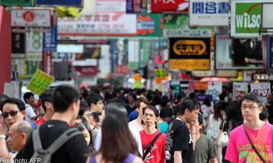 hong kong retail industry