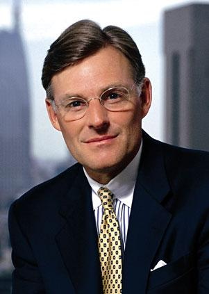 Harold McGraw III, CEO of McGraw-Hill Companies