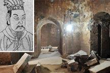 China discovers tomb of famed general Cao Cao