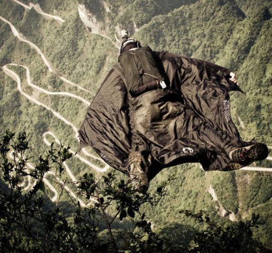 Image Gallery Military Wingsuit