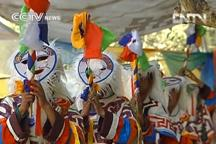 Opera living fossil of traditional Tibetan culture