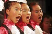 Chorus festival held in E China city