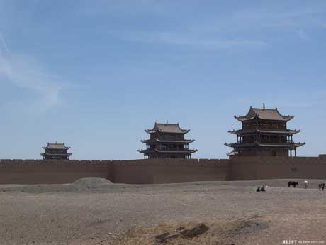 Great&nbsp;Wall&nbsp;Museum&nbsp;at&nbsp;the&nbsp;Jiayuguan&nbsp;Pass&nbsp;