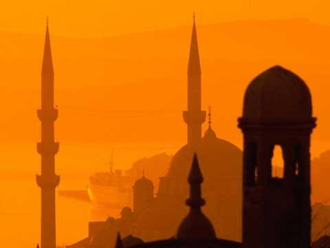 Istanbul is known as the city where East meets West in a unique, multicultural atmosphere.