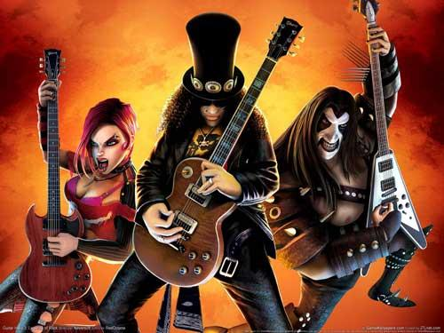 """Guitar Hero"" is back."
