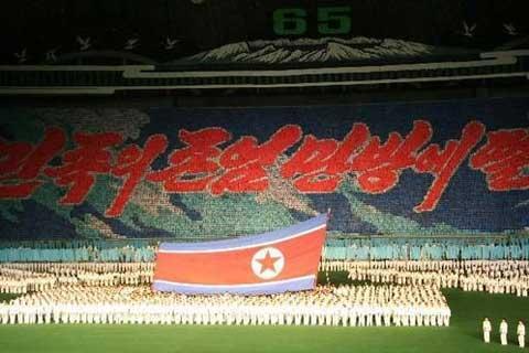 "Theperformances,called""Arirang""afterafolkstorywell-knowninKorea,featureacastofapproximately100,000,accordingtoorganizers."
