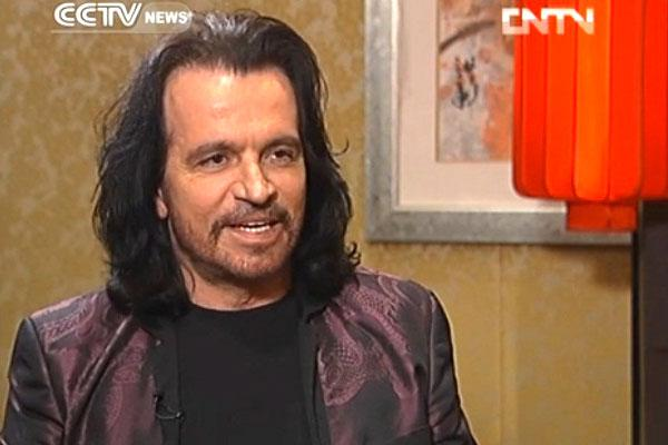 yanni interview exclusive news