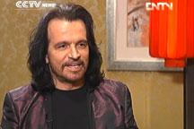 Exclusive interview: Renowned musician Yanni