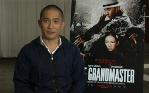 Tony leung broke arms twice for the grandmaster cctv news cntv the grandmaster is the latest wong kar wai movie to spin the legend of martial arts master ip man who taught bruce lee voltagebd Choice Image