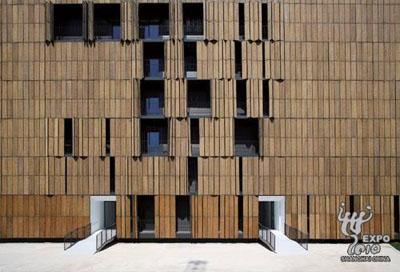 Cctv expo 2010 madrid les logements en bambou - Casa de bambu madrid ...