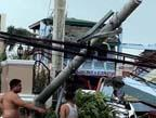 Le typhon Megi cause la mort de 19 personnes aux Philippines