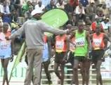Kenya : la sélection des athlètes aux J. O. de Londres
