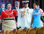 Expo 2010 : journée du pavillon des Tonga